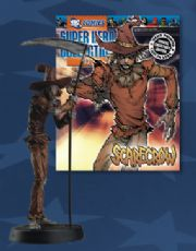 Eaglemoss DC Comics Super Hero Figurine Collection #013 Scarecrow